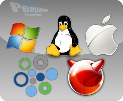 Sistemas Operativos conhecidos