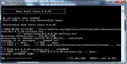 PortableOS - Quer experimentar o Linux? - Pplware
