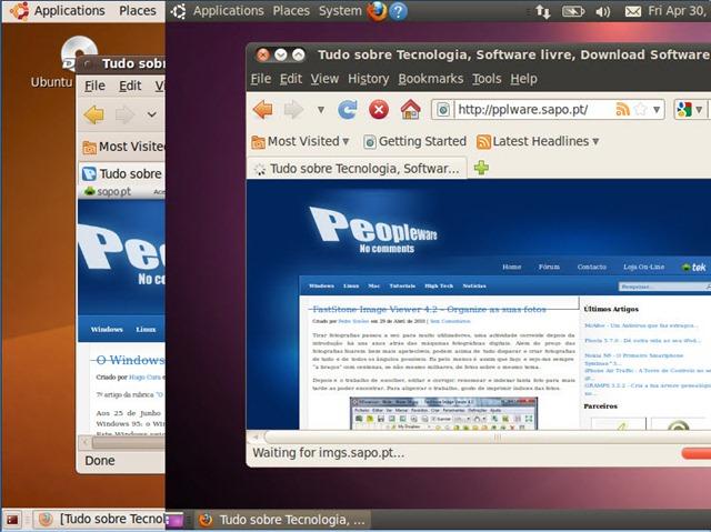 Actualize o Ubuntu 9 10 para o Ubuntu 10 04 - Pplware