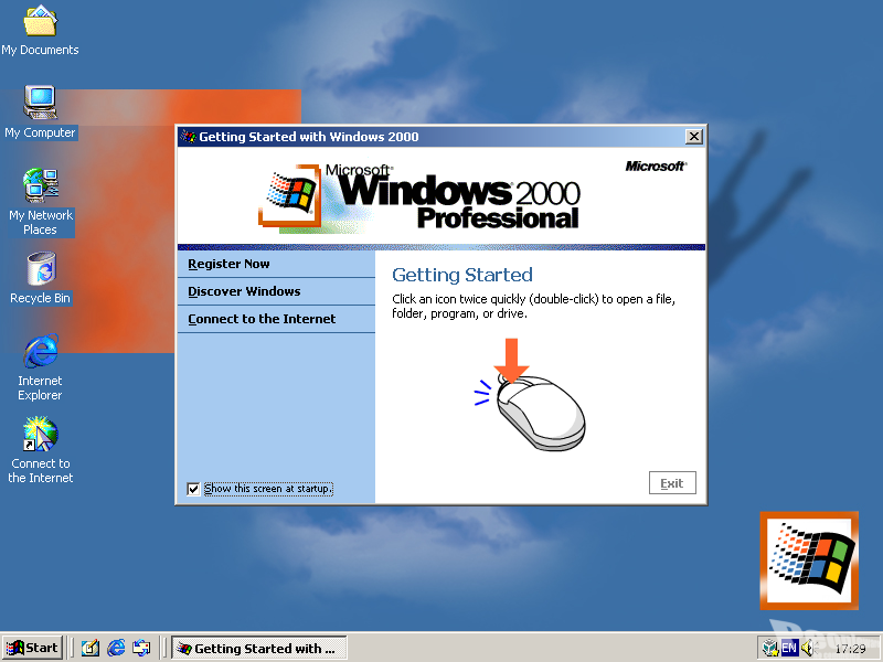 O Windows desde    sempre! - Parte #7 (Windows 2000 / NT 5 0