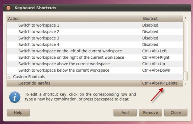 CTRL + ALT + DEL no Ubuntu Linux - Pplware