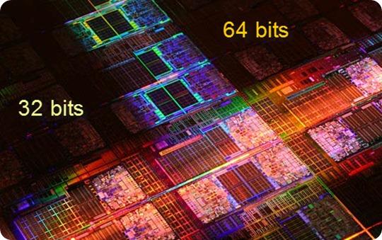 O meu sistema operativo de 32 bits ou 64 bits pplware for Arquitectura 32 o 64 bits