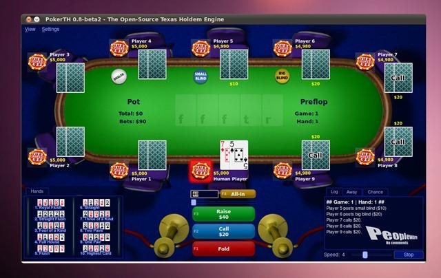 Jogar texas hold'em poker 2