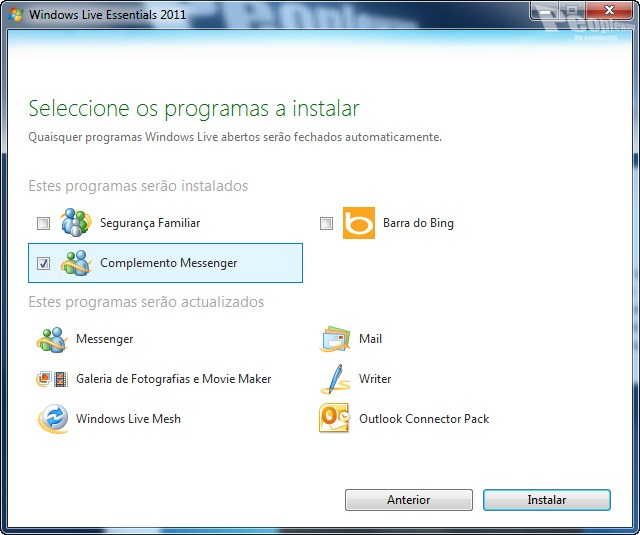 Windows Live 2011