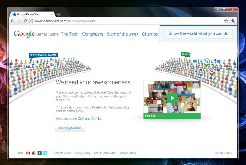 knew demo google stream - 800×537