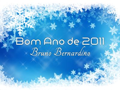 O Ano de 2010 com Bruno Bernardino