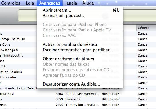 Dica: Como activar a Partilha doméstica do iTunes - Pplware