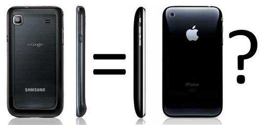 9cb7120d6a4 Apple processa a linha Galaxy da Samsung... - Pplware