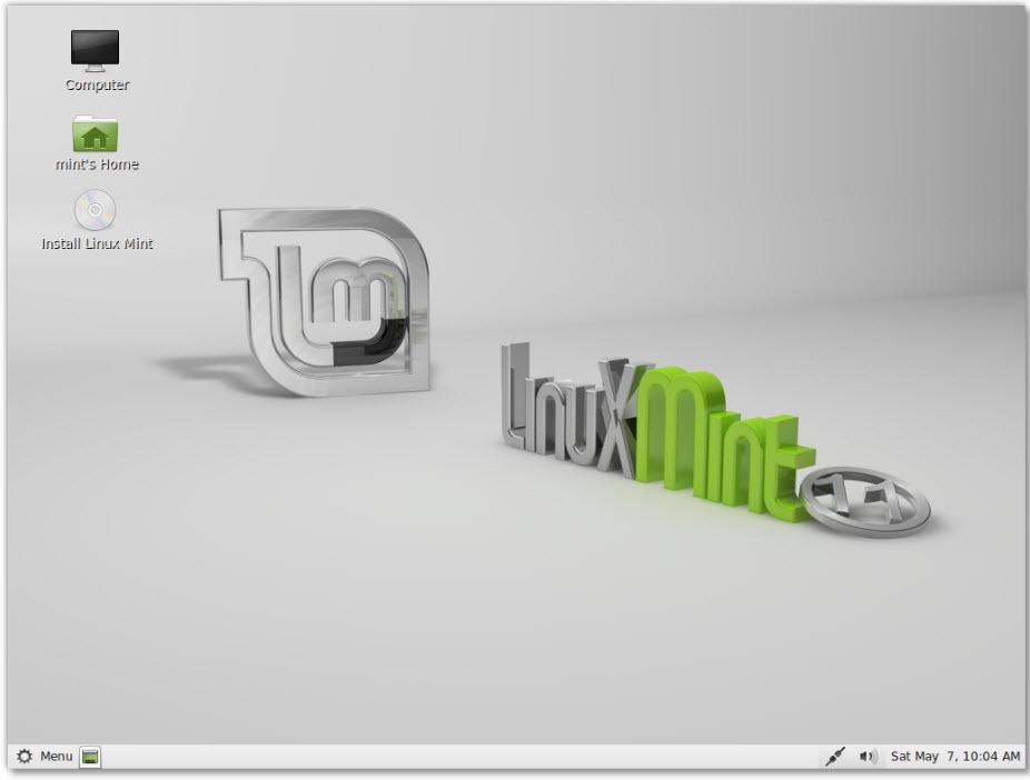 O tão esperado Linux Mint 11