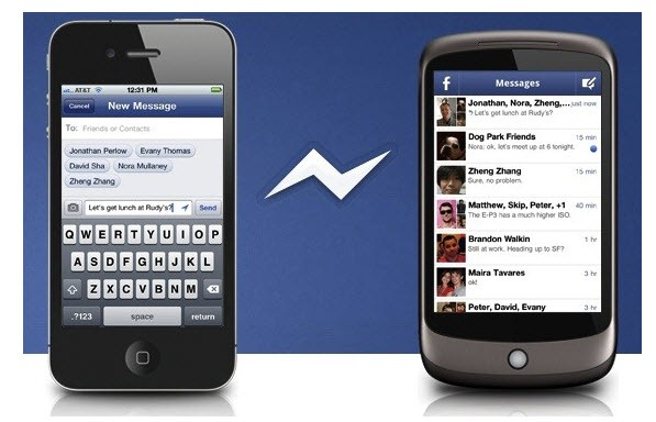 how to appear online on facebook messenger