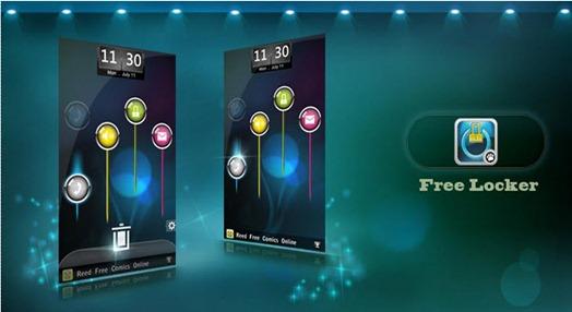 4 LockScreens fantásticos para Android - Pplware