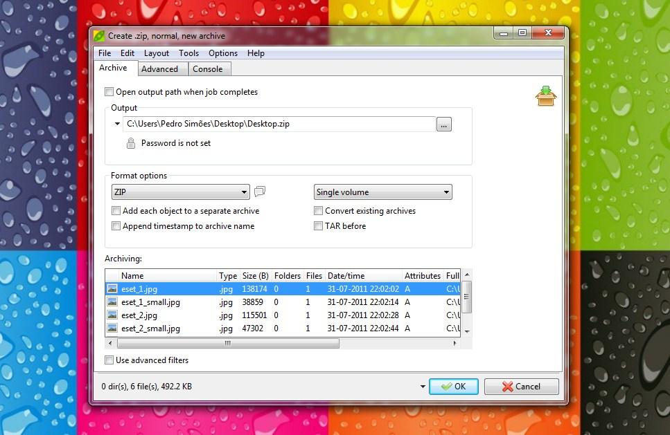 PeaZip 3 9 – Compacte e descompacte com facilidade - Pplware