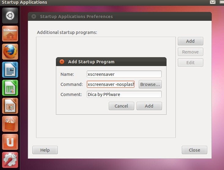 Ubuntu 11 10 Oneiric Ocelot - Onde andam os screensavers