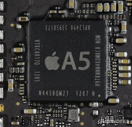 Processor A5 de 32nm do iPad 2 v.4