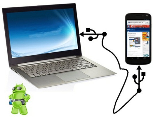 usb_Android