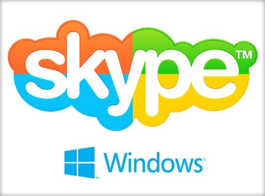 how to change skype id windows