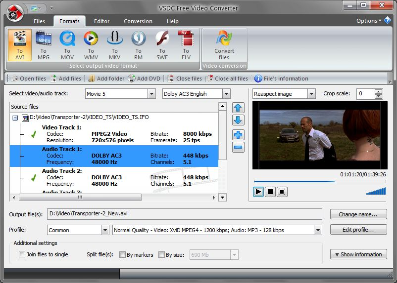 converter video ipod gratuit