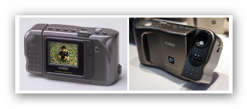"""Casio QV-10 registada como """"Material Histórico Essencial"""""""
