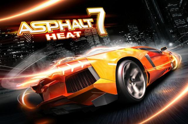 Asphalt 7 Um Dos Melhores Jogos De Carros Para Ios E