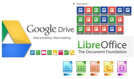 Debate microsoft office google drive ou libreoffice - Open office vs office libre ...