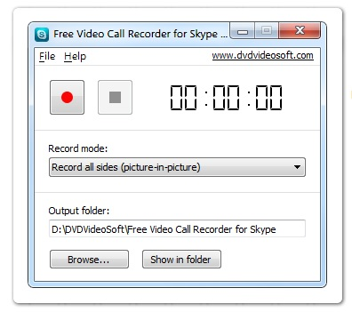FOR TÉLÉCHARGER SKYPE VIDEO FREE CALL 1.0.2.115 RECORDER
