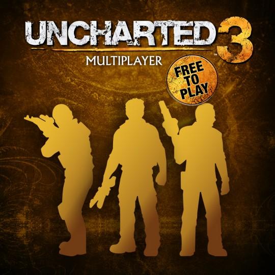 Logo Uncharted 3 Multiplayer
