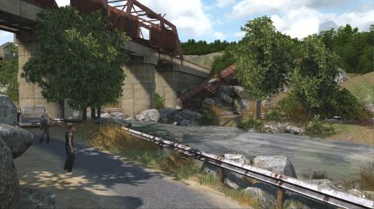 The Walking Dead Survival Instinct_screen 7