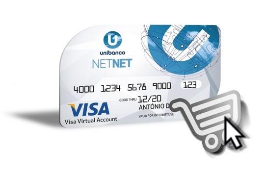 Cartão Unibanco NetNet