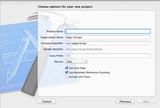 Introduo ao xcode pplware xcodenewproject ccuart Image collections