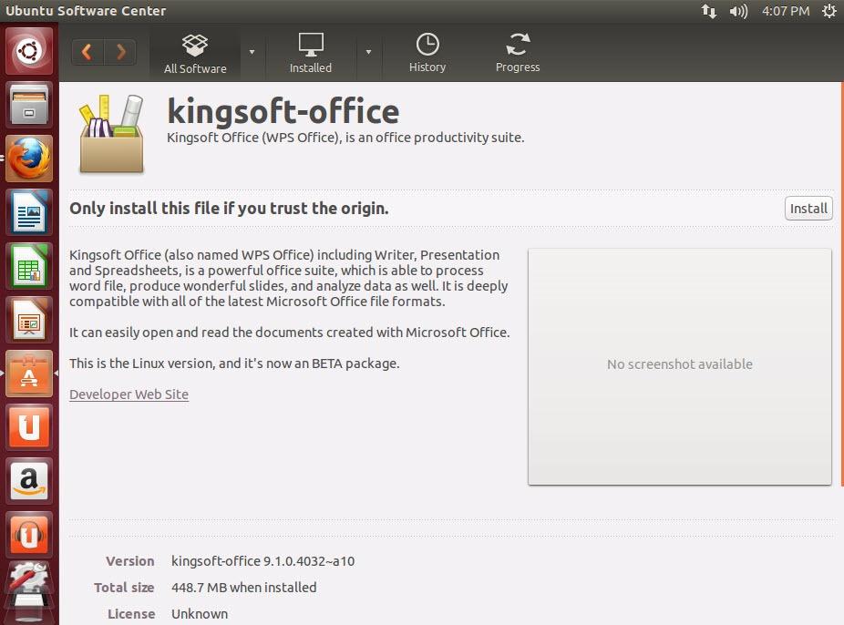 Kingsoft Office – O Clone perfeito do Microsoft Office - Pplware