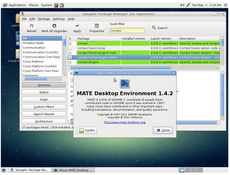 Point Linux – O bom e velho desktop Linux de volta - Pplware