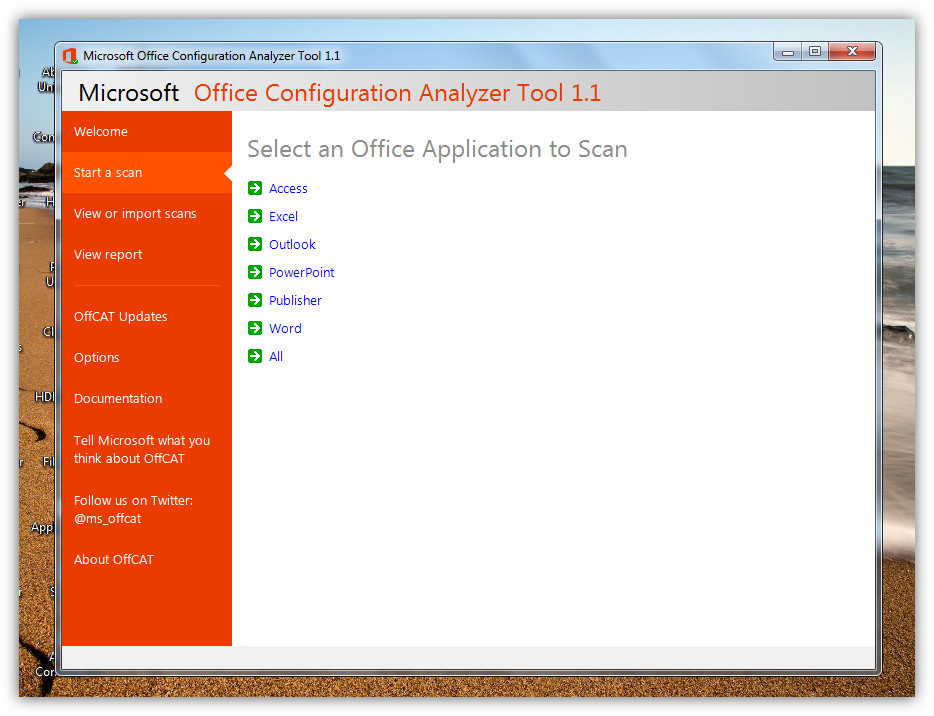 Office Configuration Analyzer Tool - Pplware