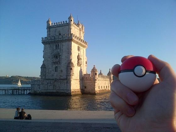 Poké Balls em todo o mundo_Portugal