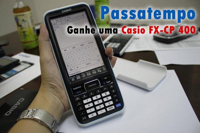 """d96a0cfb434 A CASIO FX-CP 400 apresenta um ecrã LCD 4.8"""" tátil a cores de alta  resolução e possui rotação automática do ecrã"""