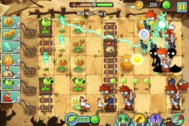 joga gratuitamente plants vs zombies 2 no teu tablet smartphone