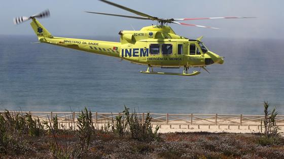 Missões de helitransporte no âmbito da emergência médica