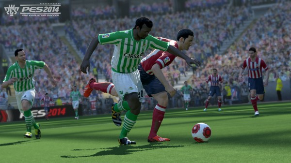 PES2014_Atletico Madrid_Real Betis