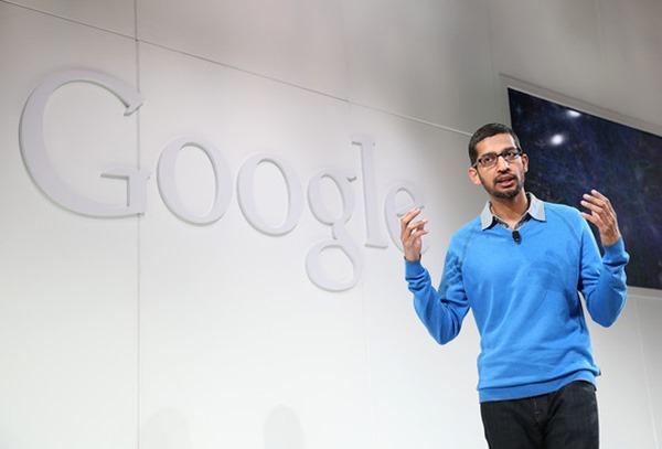 Sundar Pichai Google Holds News Event SF tTxyMi9zu2hl