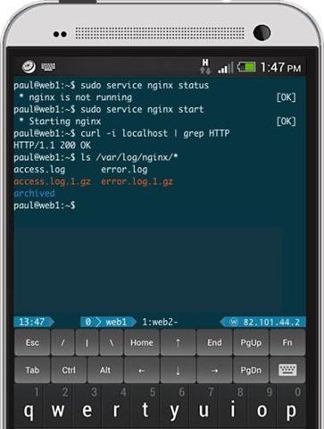 JuiceSSH: O melhor cliente de SSH para Android é grátis… - Pplware