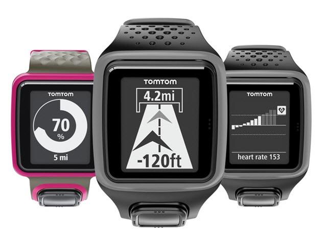 28435ab21c9 TomTom Runner   MultiSport. Os novos relógios para desporto com GPS ...