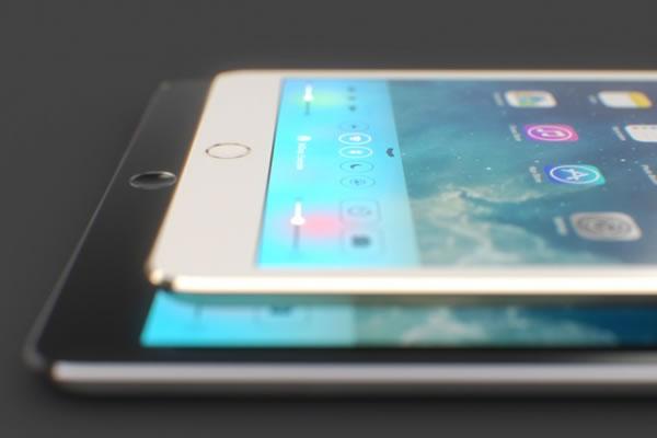 Uma novidade muito aguardada é o Touch ID