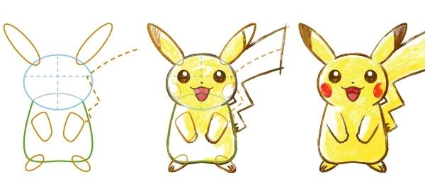 4 De Julho Vamos Desenhar Pokemons Pplware