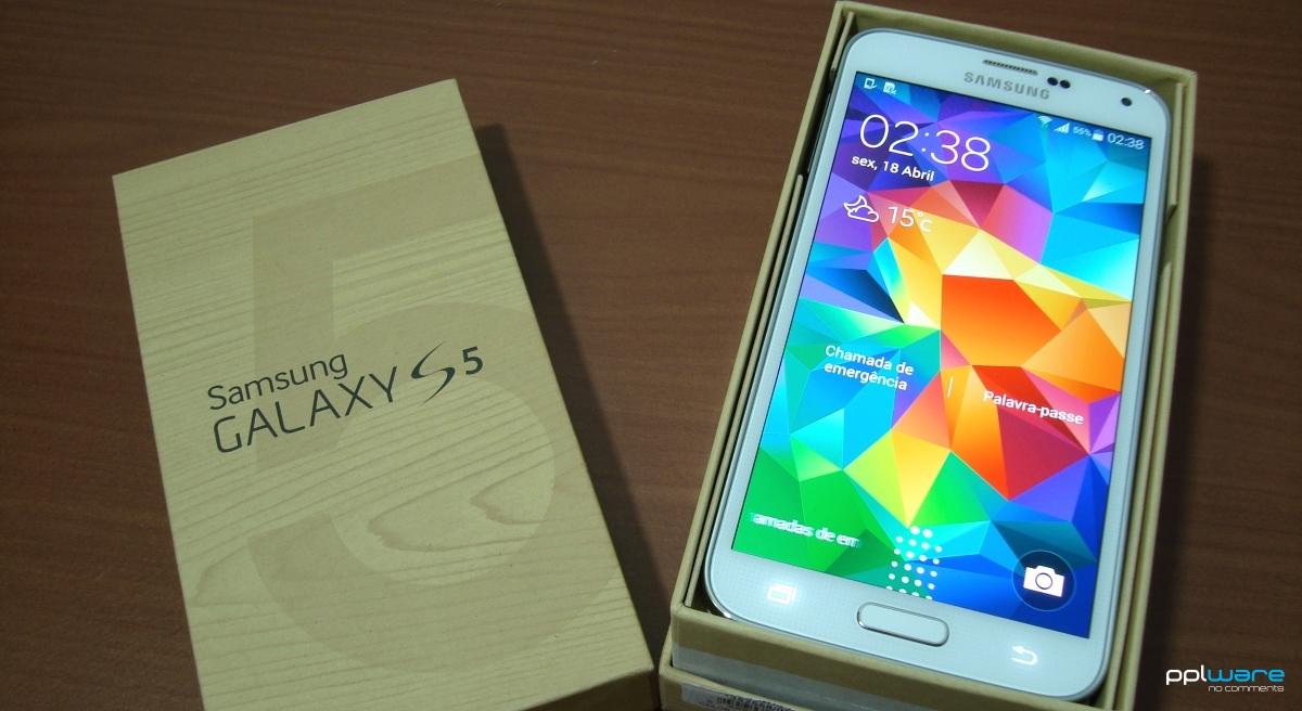 Análise: Samsung Galaxy S5 - Pplware
