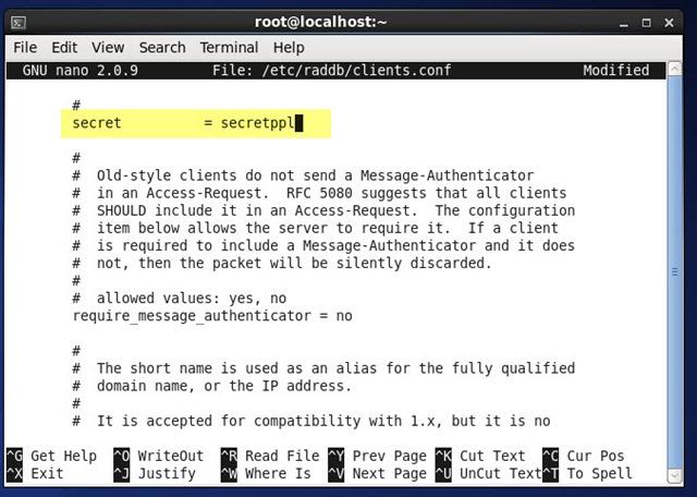 Aprenda a instalar e configurar o FreeRadius (Parte II