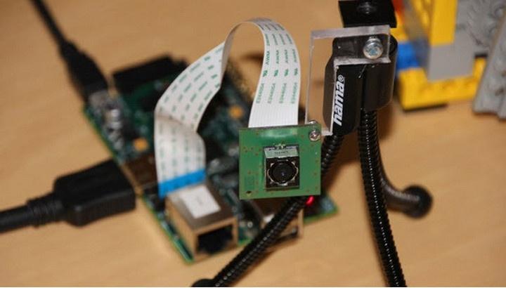 Raspberry PI como sistema de videovigilância low cost - Pplware