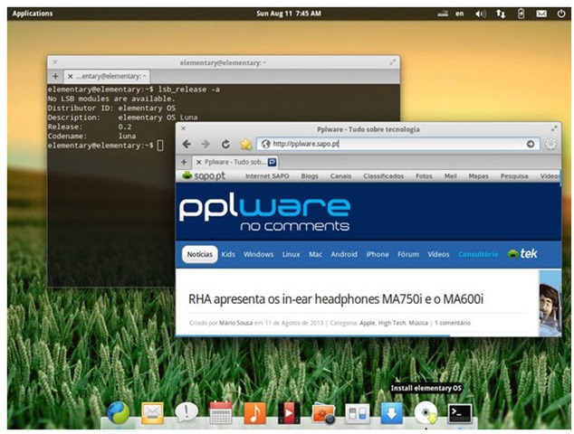 5 alternativas fantásticas ao Ubuntu - Pplware