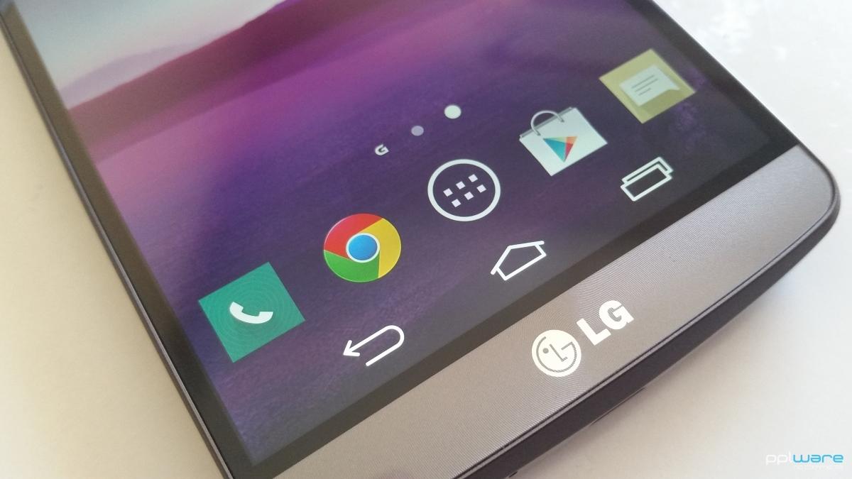 3ed4db327 Análise: LG G3, muito mais que um ecrã Quad-HD - Pplware
