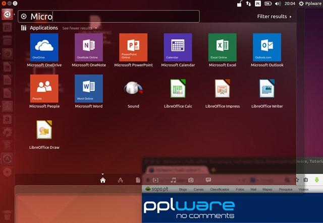 Precisa do Microsoft Office no Ubuntu? Instale as Web Apps - Pplware