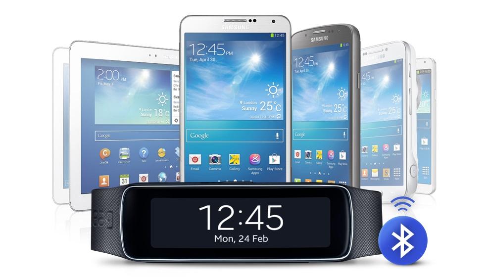 5e6f9c73811 O Gear Fit é o mais simples e com menos funcionalidades de todos os relógios  da marca. O seu sistema operativo foi desenvolvido pela Samsung  não  falamos ...