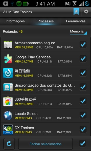 All-In-One Toolbox: 29 ferramentas essenciais para o Android